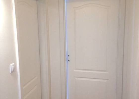 Interiérové dveře včetně zárubni a montáže 4 ks
