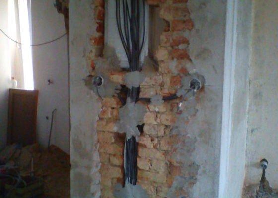 Rekonstrukce elektřiny