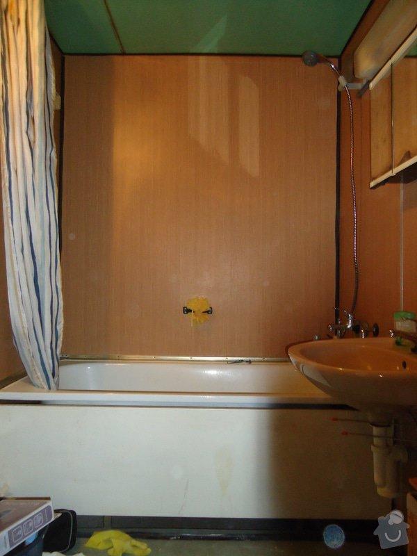 Rekonstrukce panelového bytu: 03