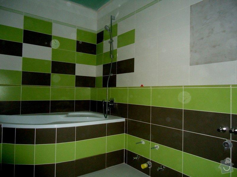 Rekonstrukce panelového bytu: 09