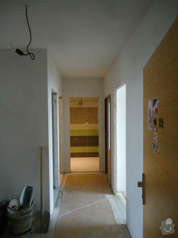 Rekonstrukce panelového bytu: 12