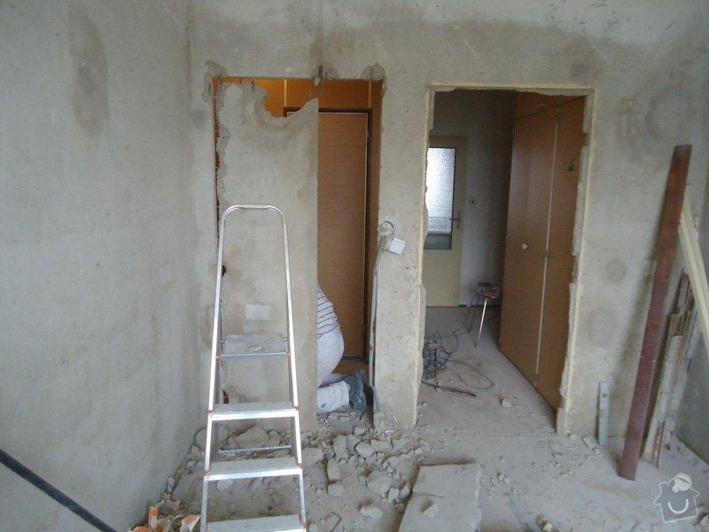 Rekonstrukce panelového bytu: 19