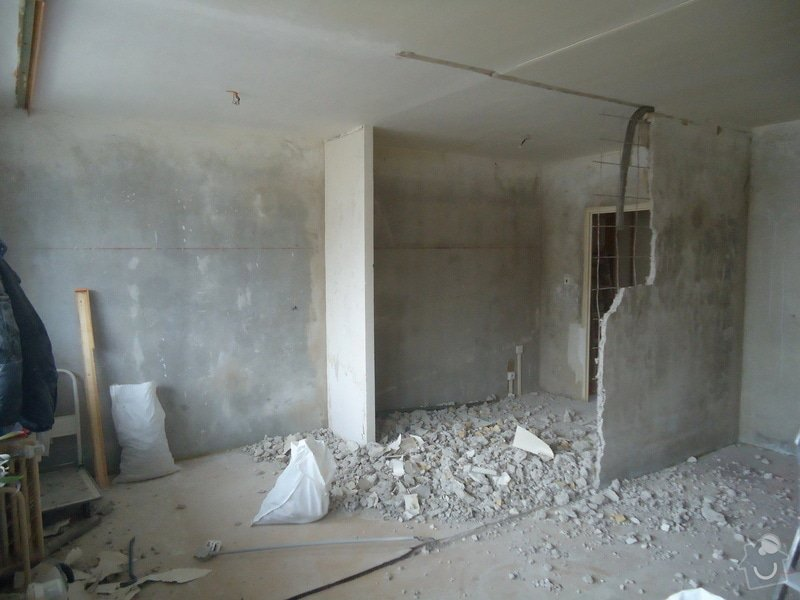 Rekonstrukce panelového bytu: 20