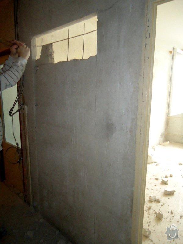 Rekonstrukce panelového bytu: 22