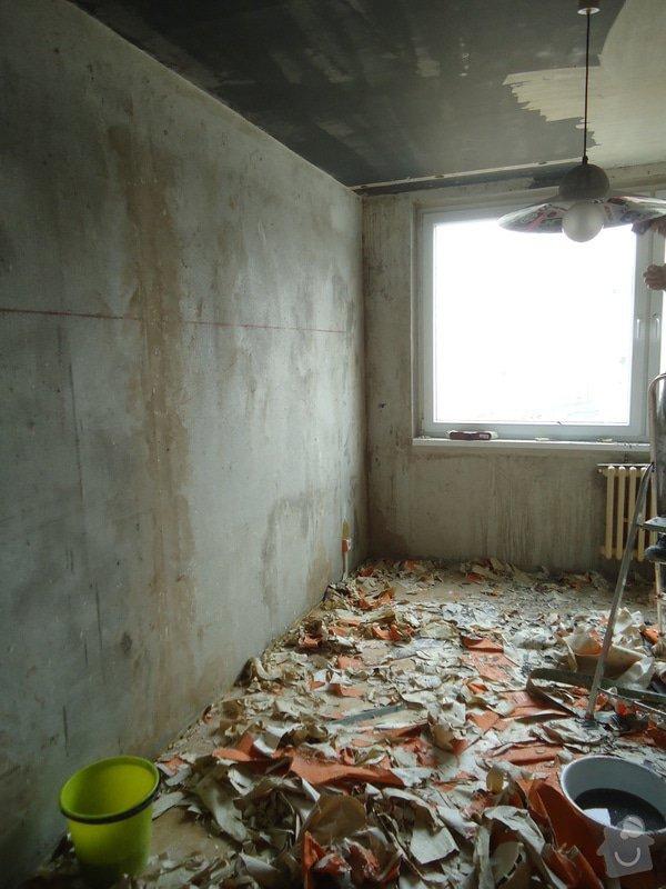 Rekonstrukce panelového bytu: 25