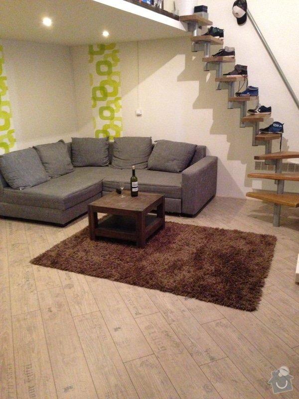 Pokládka plovoucí podlahy cca 16 m2 : IMG_1030