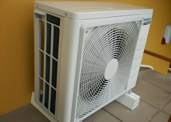 Koupe/instalace klimaticaze do loznice RD