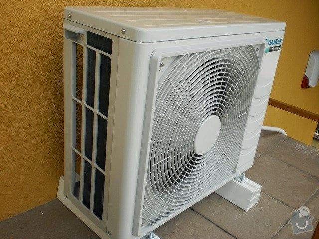 Koupe/instalace klimaticaze do loznice RD: P5040227