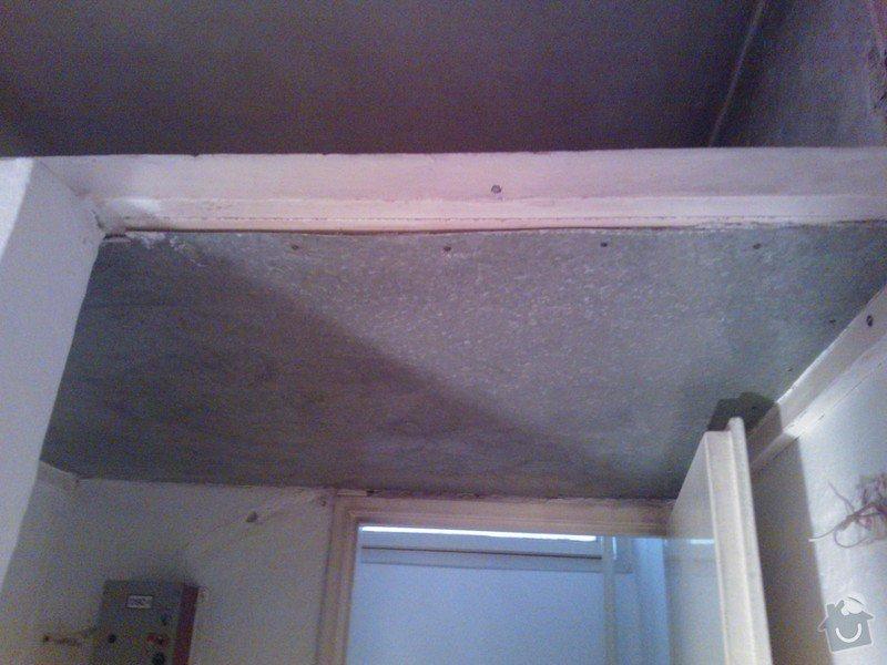 Oprava stareho stropu: WP_000179