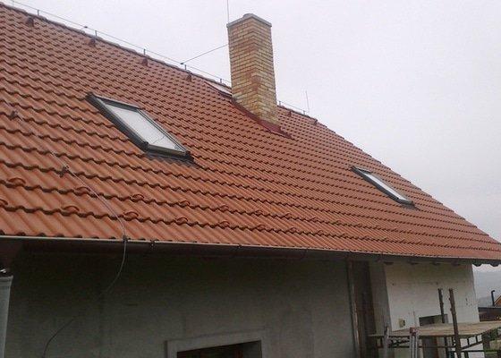 Dodávka a montáž 6 střešních oken