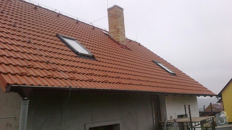 Dodávka a montáž 6 střešních oken: 2013-05-01-266