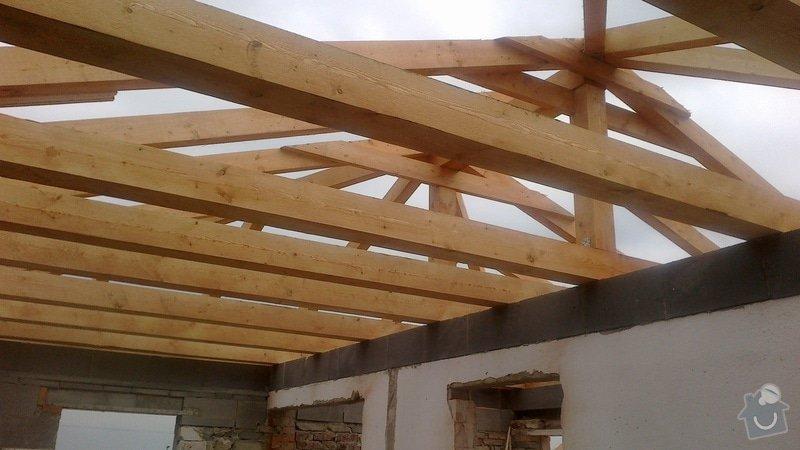 Zhotovení střechy: 2013-05-06-274