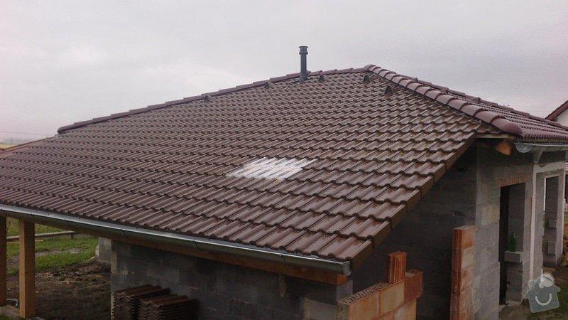 Zhotovení střechy: 2013-05-10-280