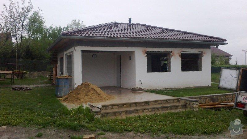 Zhotovení střechy: 2013-05-10-278