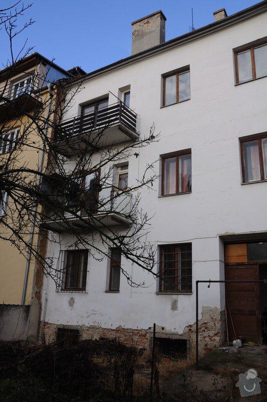 Rekonstrukce balkónového zábradlí, 4 balkóny: DSC_1434
