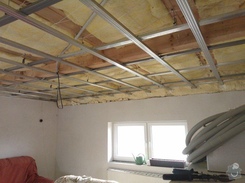 Stropy+šikminka v podkroví: WP_000349