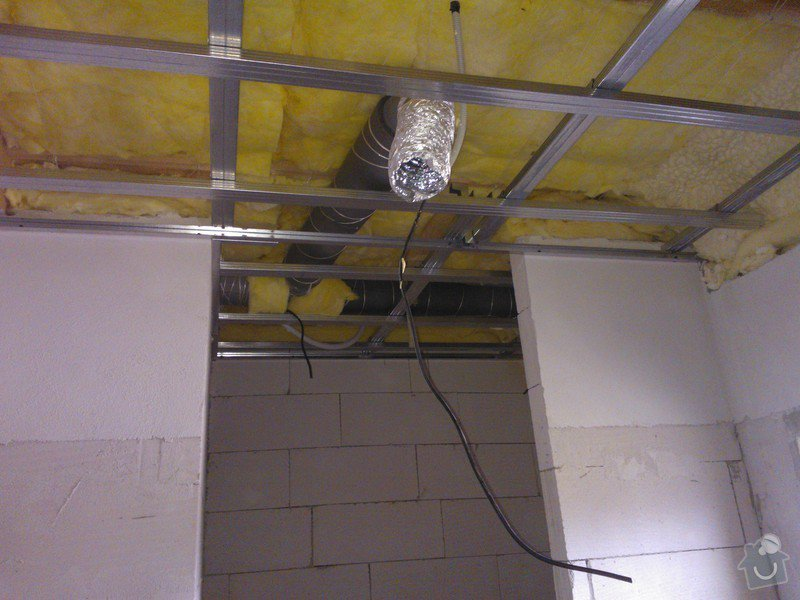 Stropy+šikminka v podkroví: WP_000350