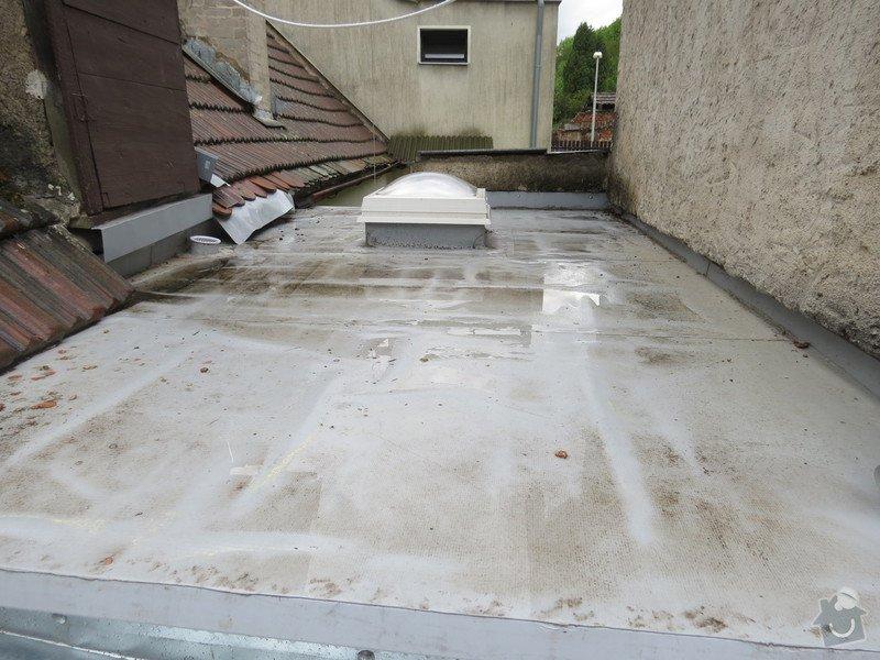 Rekonstrukce střechy : IMG_3111