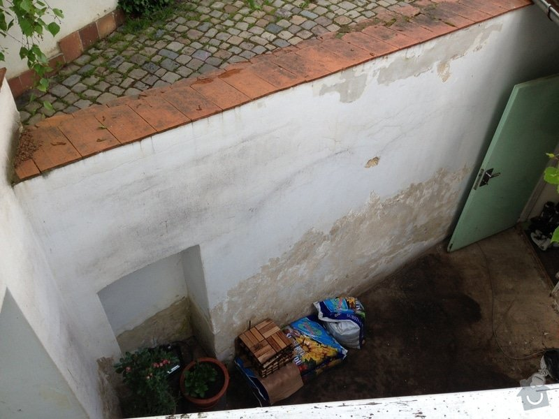 Malá zakázka - Zednické a malířské práce, drobně opravy.: tasky_na_zdi