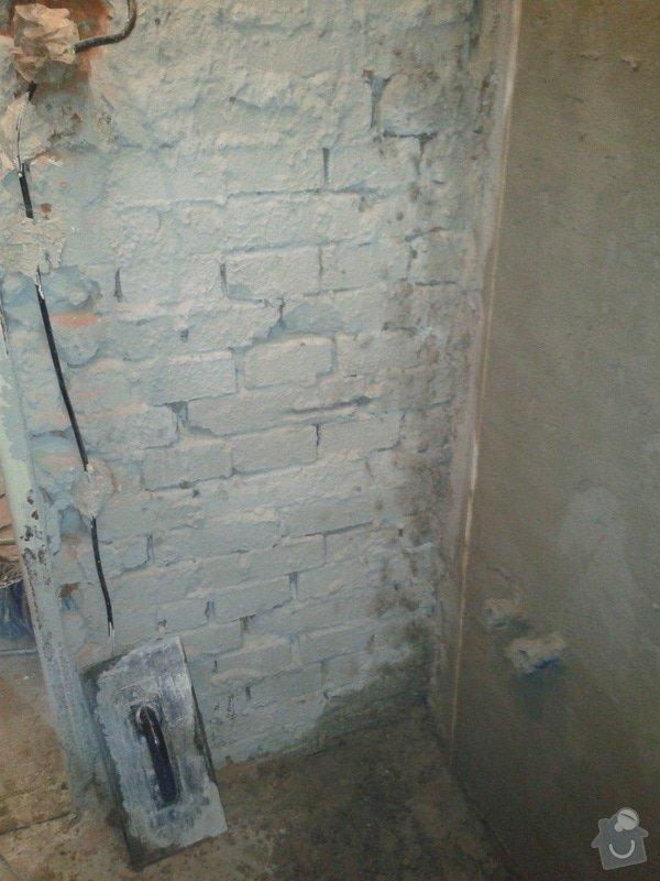 Rekonstrukce koupelny,WC,předsíně: 20130425_135829