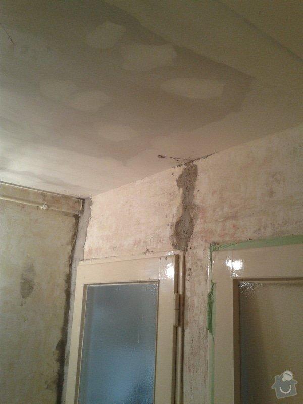 Rekonstrukce koupelny,WC,předsíně: 20130501_145303