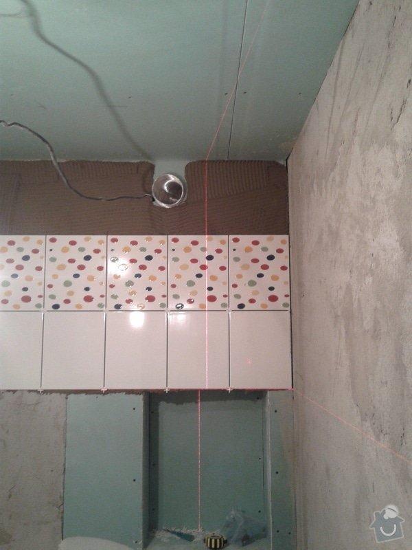 Rekonstrukce koupelny,WC,předsíně: 20130501_145322