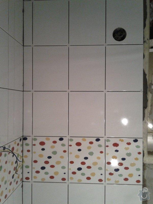 Rekonstrukce koupelny,WC,předsíně: 20130501_145419