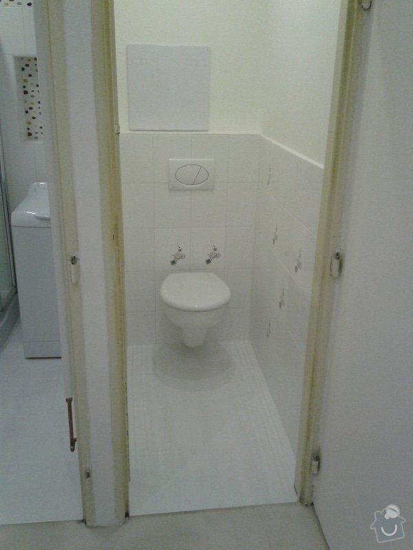 Rekonstrukce koupelny,WC,předsíně: 20130508_083313