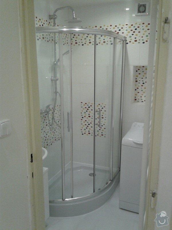 Rekonstrukce koupelny,WC,předsíně: 20130508_083348