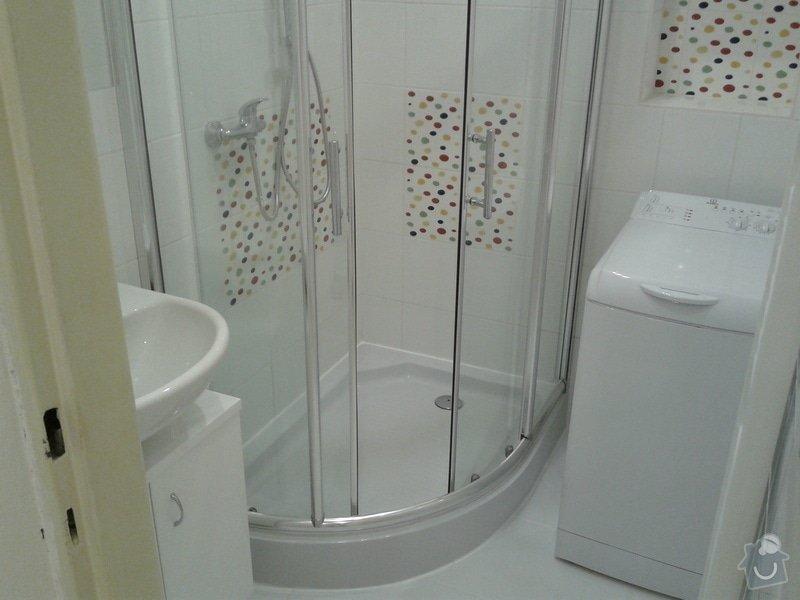 Rekonstrukce koupelny,WC,předsíně: 20130508_083435
