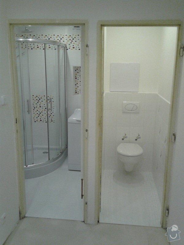 Rekonstrukce koupelny,WC,předsíně: 20130508_083503