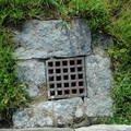 Pokladka kamenne dlazby a oprava kamennych zdi 3b