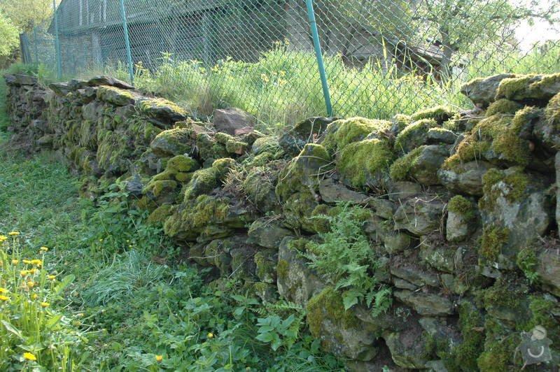 Pokládka kamenné dlažby a oprava kamenných zdí: 4