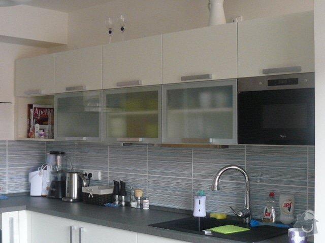 Výroba kuchyně: P1050948
