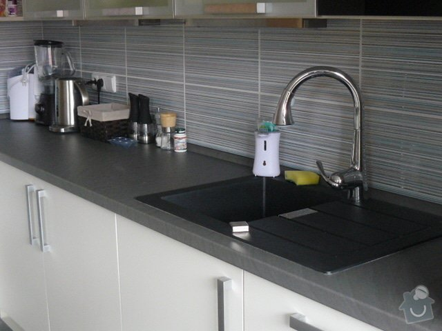 Výroba kuchyně: P1050950