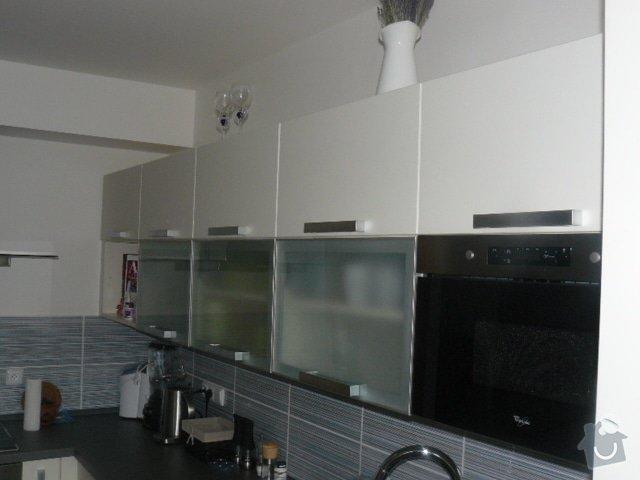 Výroba kuchyně: P1050959