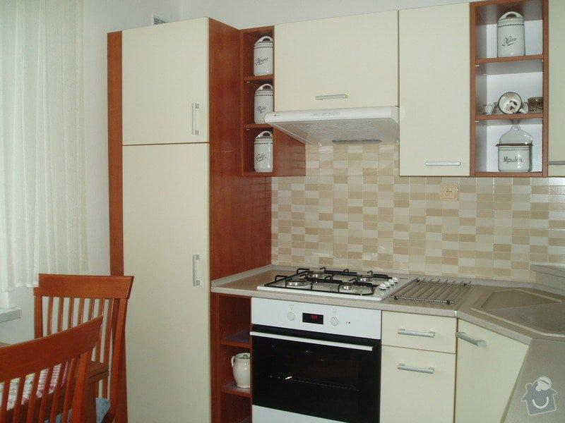 Rekonstrukce bytového jádra, kuchyně: P5050024