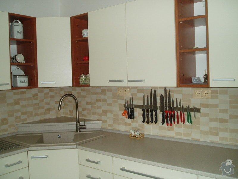 Rekonstrukce bytového jádra, kuchyně: P5050028