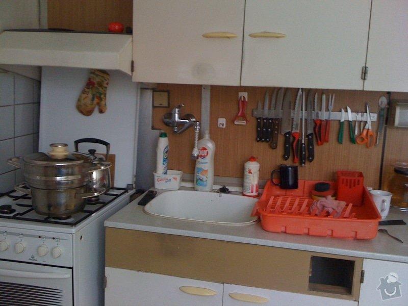 Rekonstrukce bytového jádra, kuchyně: IMG_0223