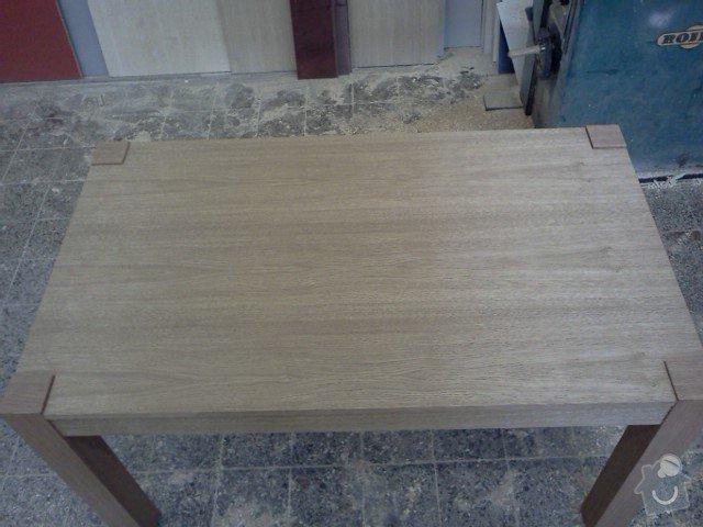 Vyroba jídelní ho stolu: IMG849
