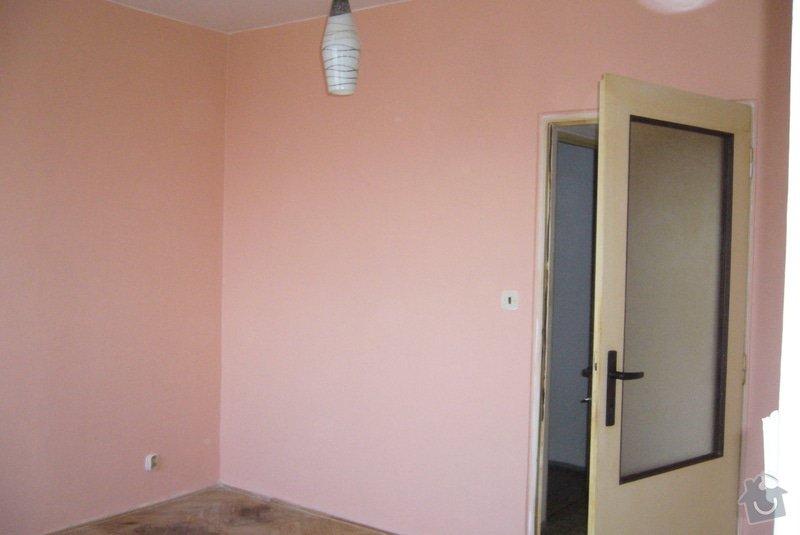 Malování pokojů: P1080430