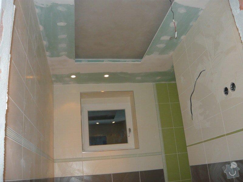 Rekonstrukce koupelne a oprava pokoji: P1020282