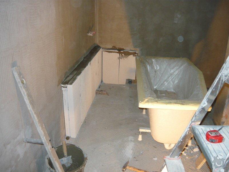 Rekonstrukce koupelne a oprava pokoji: P1020275