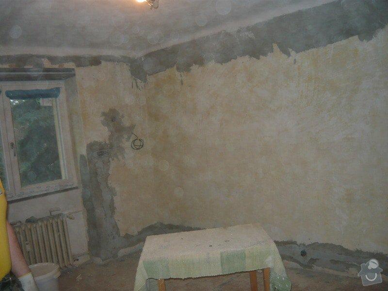 Rekonstrukce koupelne a oprava pokoji: P1020271
