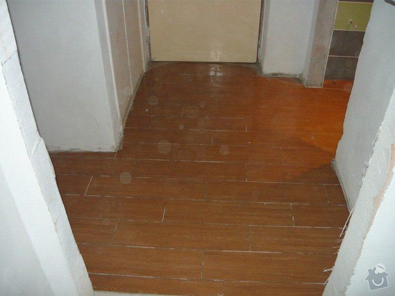 Rekonstrukce koupelne a oprava pokoji: P1020279