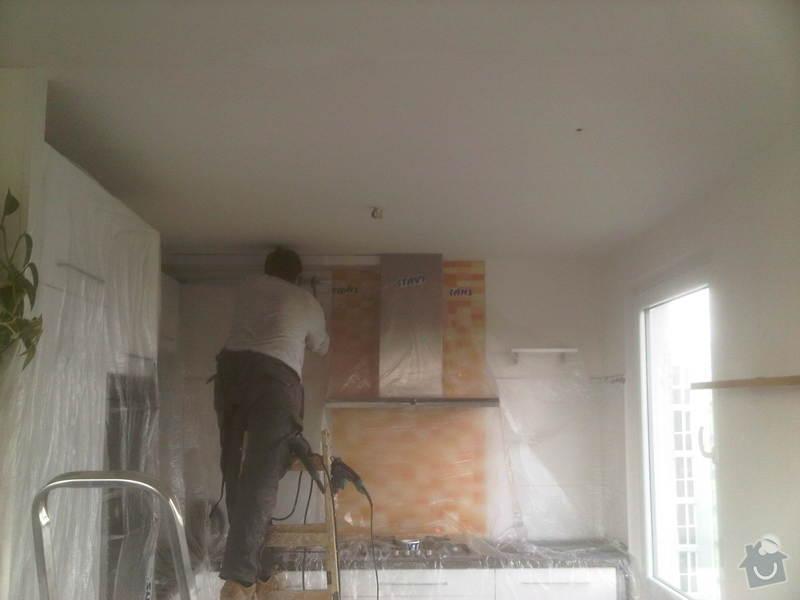 Stropní podhled a sádrokarton v kuchyni: IMG-20130513-00186