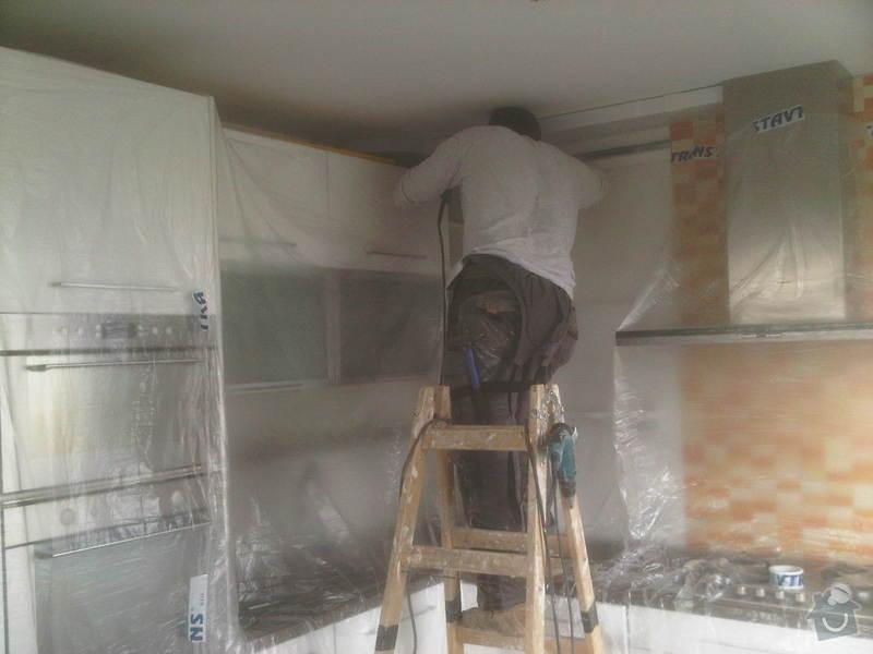 Stropní podhled a sádrokarton v kuchyni: IMG-20130513-00187