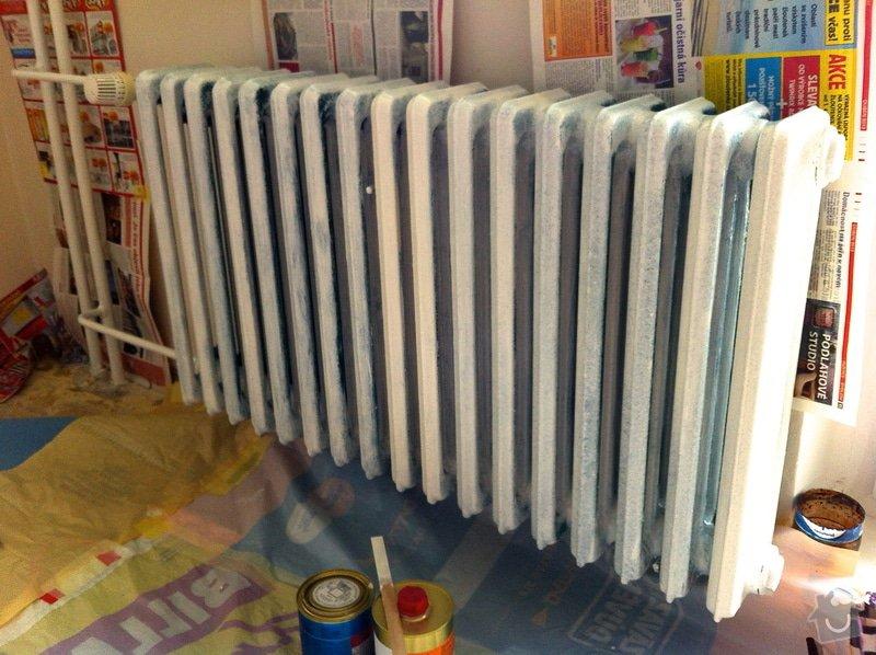 Výměna 4ks radiátorů v panelákovém bytě: IMG_2359
