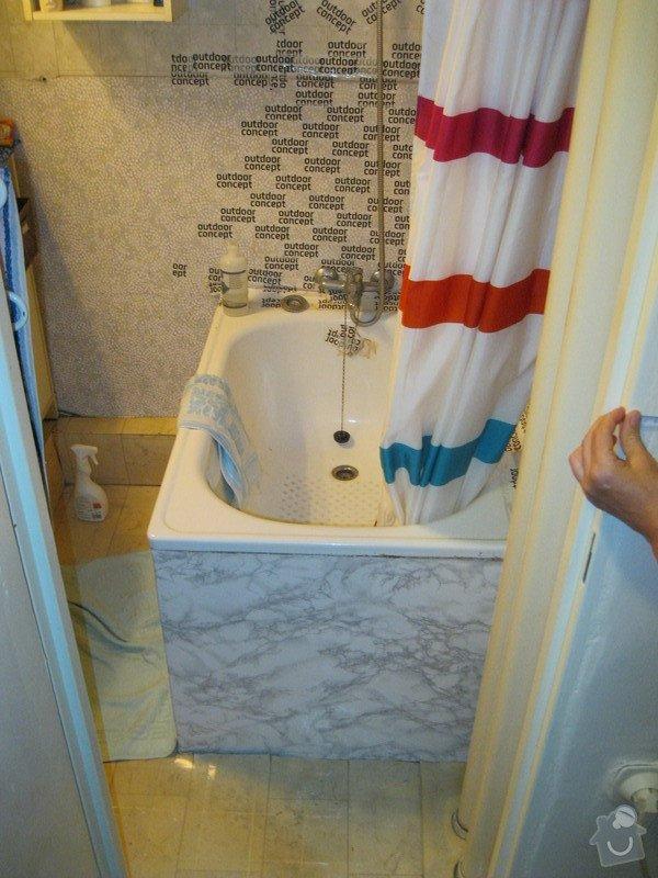 Rekonstrukce koupelny + elektroinstalace: IMG_3854