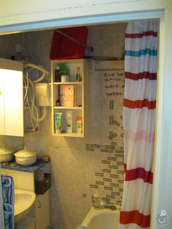 Rekonstrukce koupelny + elektroinstalace: IMG_3856